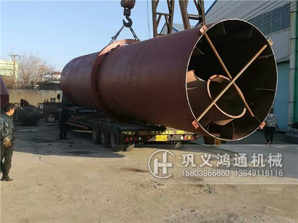 时产60吨煤泥万博体彩首页发货现场